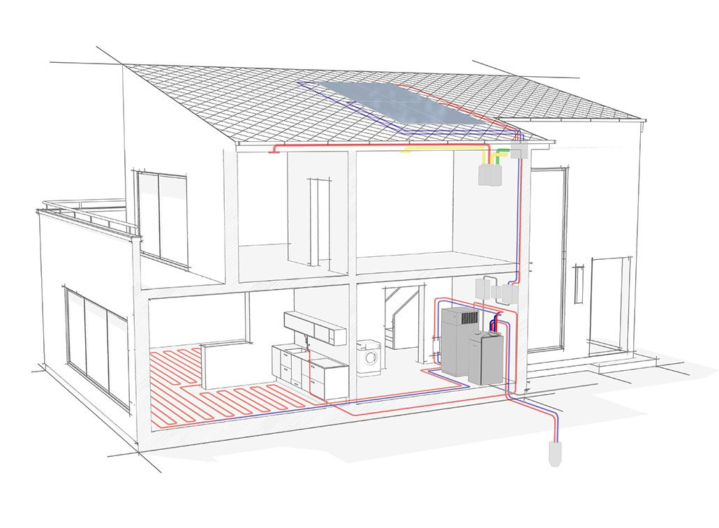 Systemhaus Erneuerbare Energien mit Photovoltaik