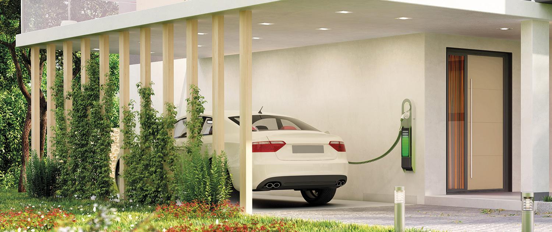 Sichern Sie sich die Förderung Ihrer Ladestation für das Elektroauto