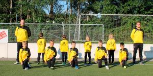 SGEsystems unterstützt mit einem Sponsoring die TSV Schornbach Jugendmannschaft
